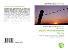 Bookcover of Double-O Ranch Historic District