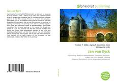 Jan van Eyck的封面