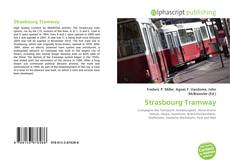 Bookcover of Strasbourg Tramway