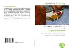 Buchcover von Jörg Immendorff