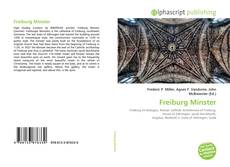 Bookcover of Freiburg Minster