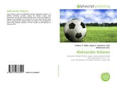 Portada del libro de Aleksandar Kolarov