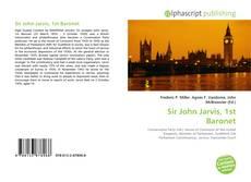 Buchcover von Sir John Jarvis, 1st Baronet