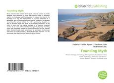 Bookcover of Founding Myth