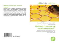 Bookcover of Melanin-concentrating hormone receptor 1