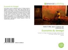 Bookcover of Économie du Sénégal