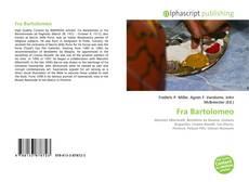 Buchcover von Fra Bartolomeo