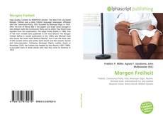 Bookcover of Morgen Freiheit