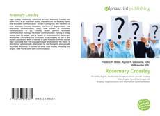 Couverture de Rosemary Crossley