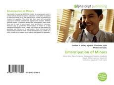 Couverture de Emancipation of Minors