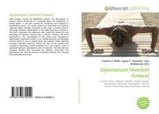 Couverture de Gymnasium (Ancient Greece)