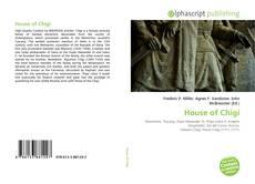 House of Chigi的封面