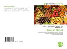 Portada del libro de Borough Market