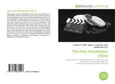 Bookcover of The Four Musketeers (Film)