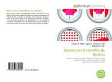 Portada del libro de Ressources Naturelles du Québec