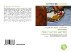 Portada del libro de Rogier van der Weyden