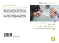 Bookcover of Clinical Trial Protocol