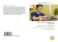 Bookcover of Betrayal at Krondor