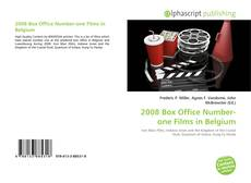 2008 Box Office Number-one Films in Belgium kitap kapağı