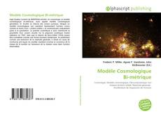 Bookcover of Modèle Cosmologique Bi-métrique