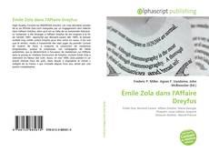 Bookcover of Émile Zola dans l'Affaire Dreyfus