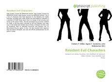 Bookcover of Resident Evil Characters