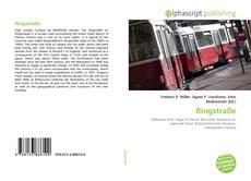Ringstraße kitap kapağı