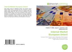Обложка Internal Market (European Union)