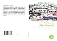 L'Aurore (Journal)的封面