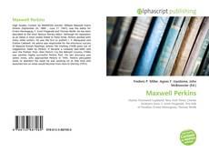 Portada del libro de Maxwell Perkins