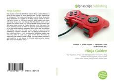 Buchcover von Ninja Gaiden