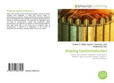 Bookcover of Doping (semiconductor)