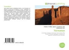 Bookcover of Formation