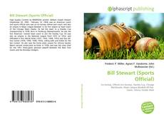 Bill Stewart (Sports Official) kitap kapağı