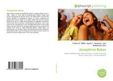 Portada del libro de Josephine Baker