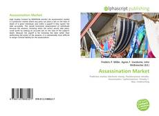 Assassination Market kitap kapağı