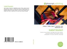 Copertina di Izabel Goulart