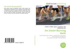 Jim Jensen (Running Back)的封面