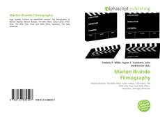 Bookcover of Marlon Brando Filmography
