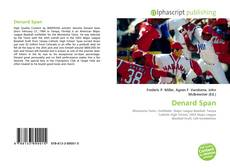 Bookcover of Denard Span