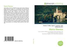 Portada del libro de Maria Theresa