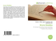 Bookcover of Bruno Maddox