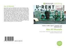 Bookcover of Abu Ali Mustafa