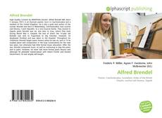 Bookcover of Alfred Brendel
