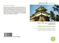 Ishikawa Prefecture kitap kapağı