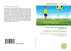 Обложка 2009 FC Dallas Season