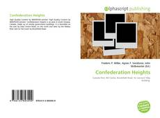 Bookcover of Confederation Heights