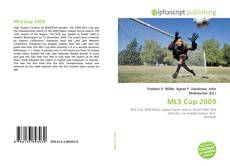 Bookcover of MLS Cup 2009