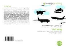Buchcover von 11th Wing