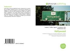 Bookcover of Hollywood